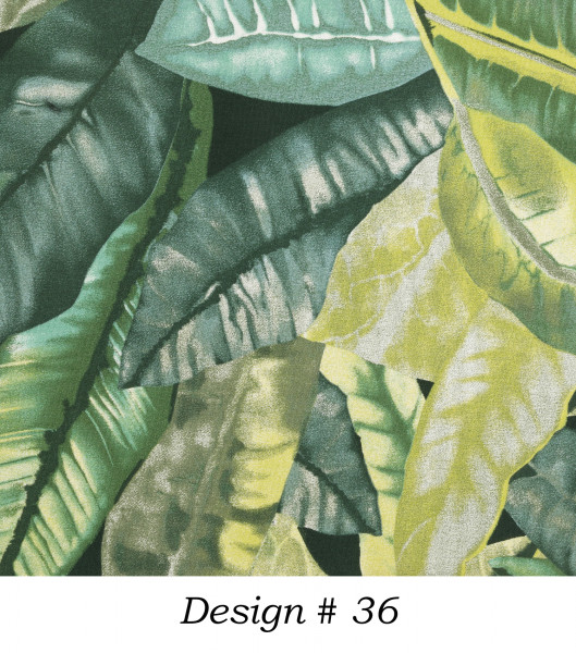 Markisenstoff Dralon® Design 36 Jungle Grün