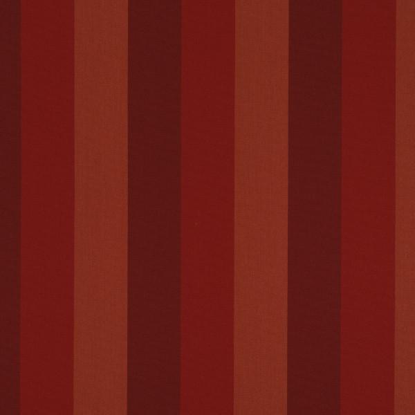 Markisenstoff Dralon® Design 57 Orange Rot gestreift