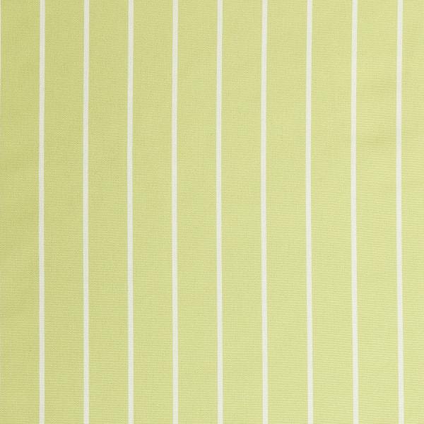 Markisenstoff Dralon® Design 51 Leuchtend Grün Nadelstreifen